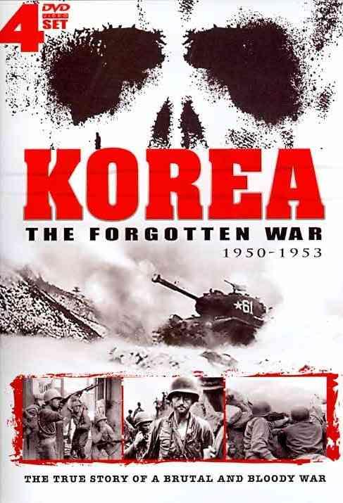 KOREA THE FORGOTTEN WAR (DVD)
